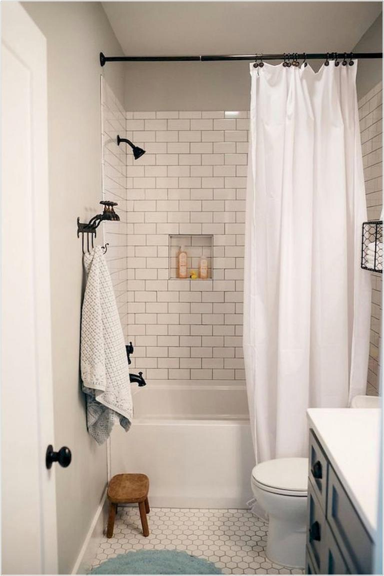 Cute and Cool Small Master Bathroom Ideas   Design   Pinterest ...