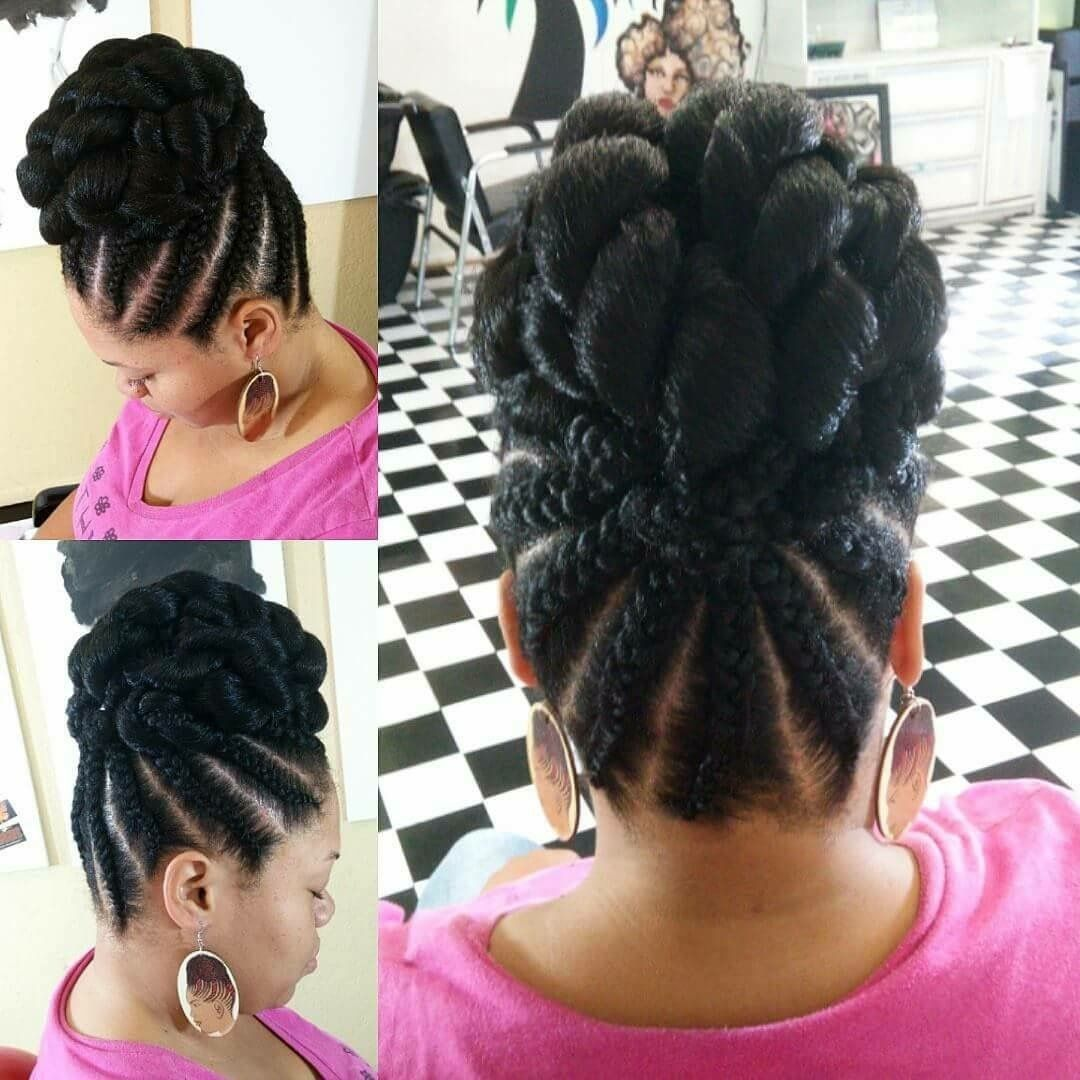 Pin By Katilyn Summers On Hair And Beauty Natural Hair Updo Black Hair Updo Hairstyles Natural Hair Styles