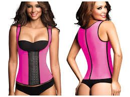 The  #ShapersGirdle is a superior body shaper that accelerates weight loss through high compression, perspiration, corrected posture, gently lifts underbust, reduced back pain, strengthens core, boosts thermal activity and post-pregnancy figure restoration! http://curvemywaist.com/products/ready-latex-girdle-vest-body-shapers