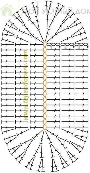 Patron para tejer botines a crochet Ideas de Manualidades | crochet ...