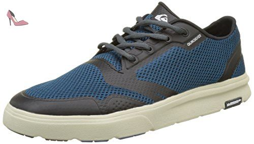 Shorebreak, Baskets Homme, Noir (Black/Black/White), 42 EUQuiksilver