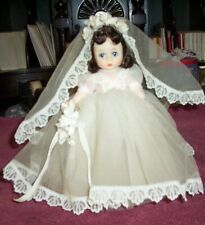 Madame Alexander Bride Doll #bridedolls Madame Alexander Bride Doll #bridedolls