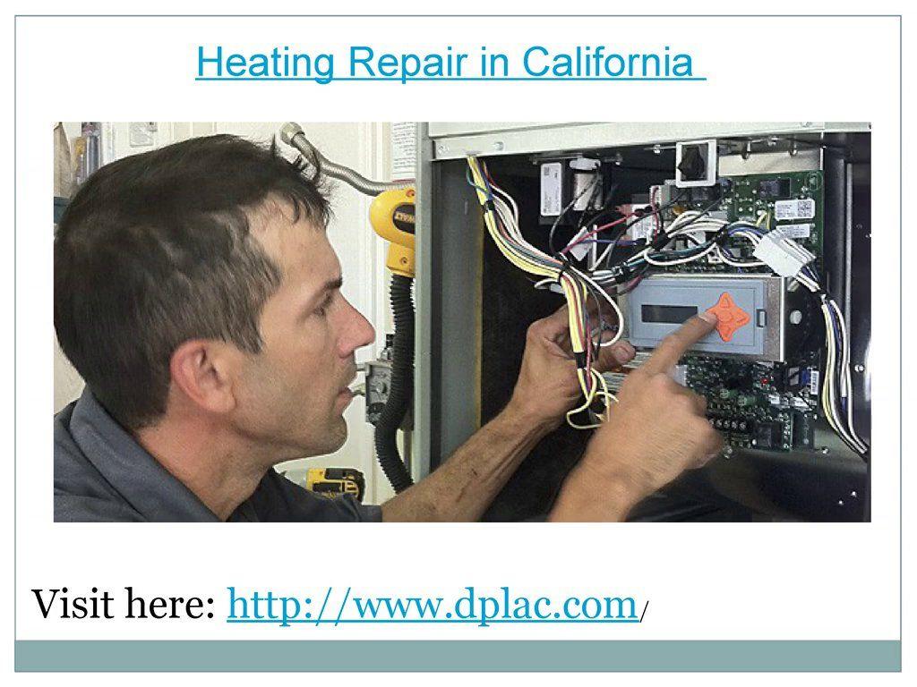Air Conditioning & Heating Repair in California Heating