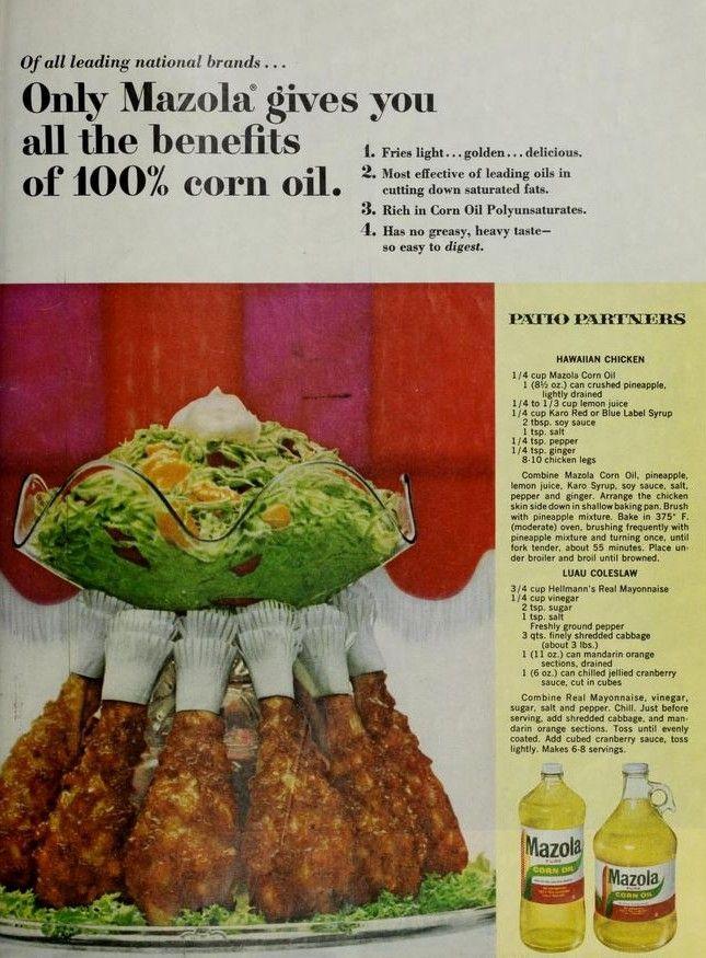 Hawaiian Chicken and Coleslaw