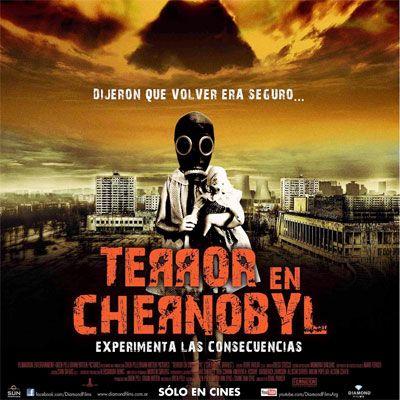 Otra D Zombies Pero Buena Terror En Chernobyl Peliculas De Terror Chernobyl