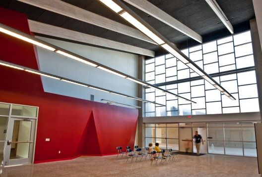 Barcelona Elementary School Baker Architecture Design