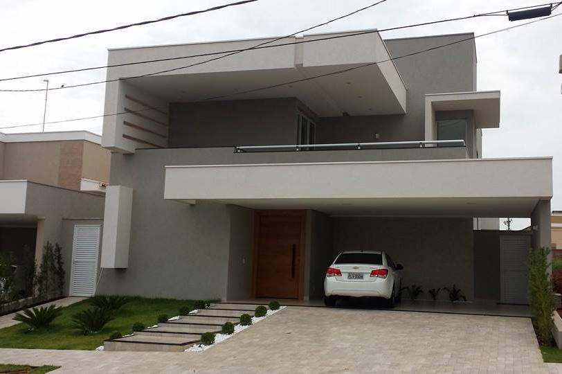 12 fachadas de casas contempor neas e lindas por julliana - Fachadas casas contemporaneas ...
