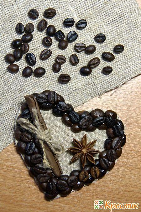 Магниты своими руками мастер класс | Поделки из кофе ...