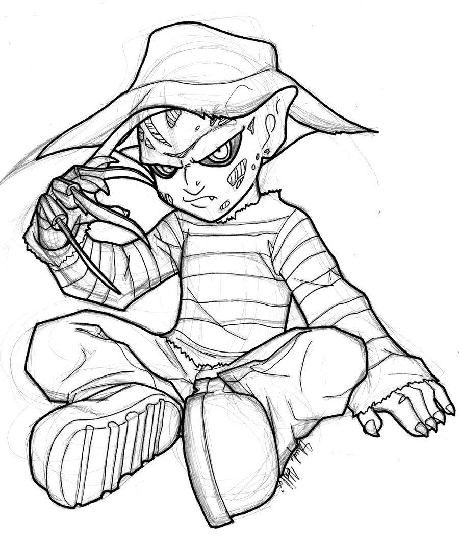 Baby Freddy  Graffiti characters, Graffiti drawing, Scary drawings