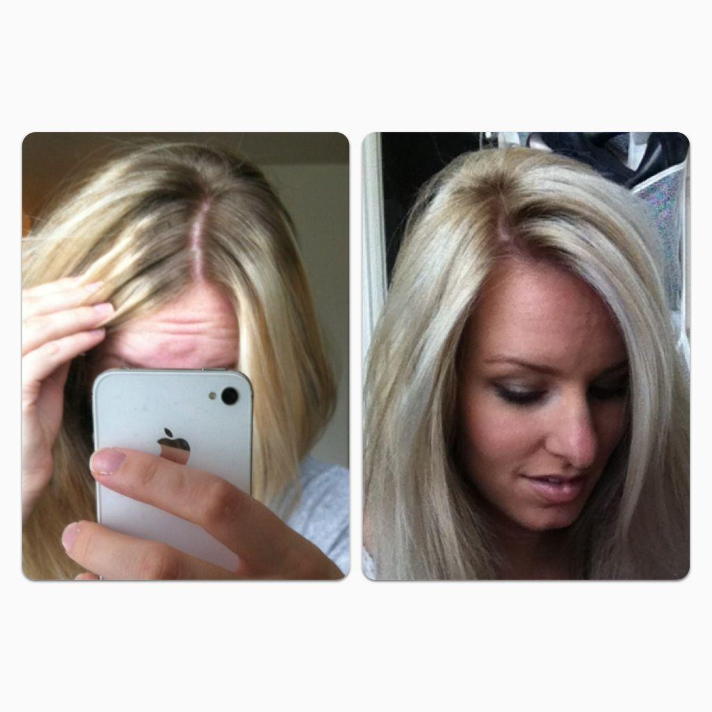 Refashioninghair Highlighting Hair At Home Blondes Hair