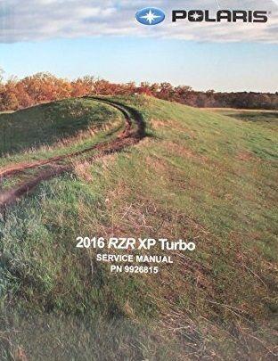 2016 rzr xp turbo service manual rzr xp pinterest