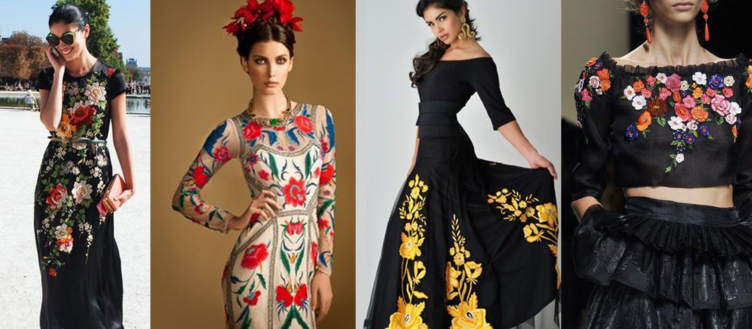 563e6ad0c5 fiestas-patrias Vestidos Tipicos Mexicanos