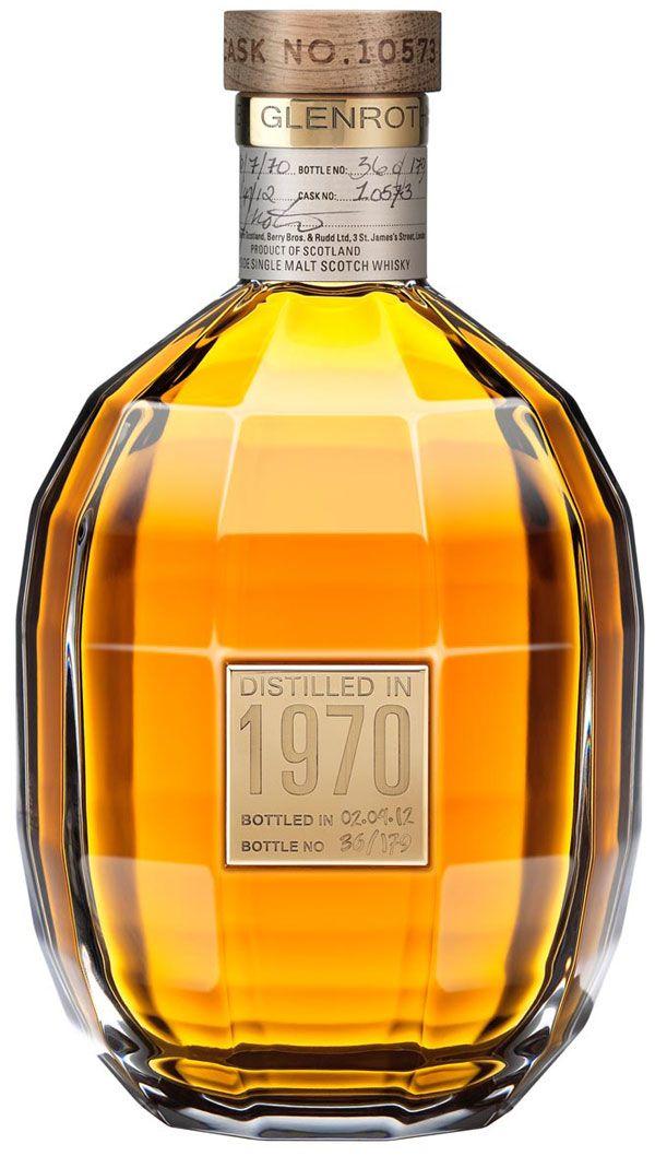 Glenrothes 1970 Extraordinary Cask Whisky Scotch