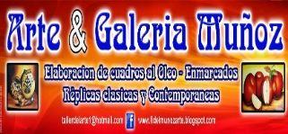 ARTE Y GALERIA MUÑOZ
