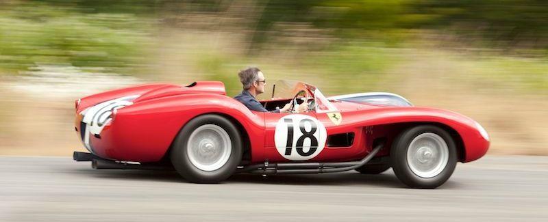 1957 Ferrari 250 Testa Rossa 0666