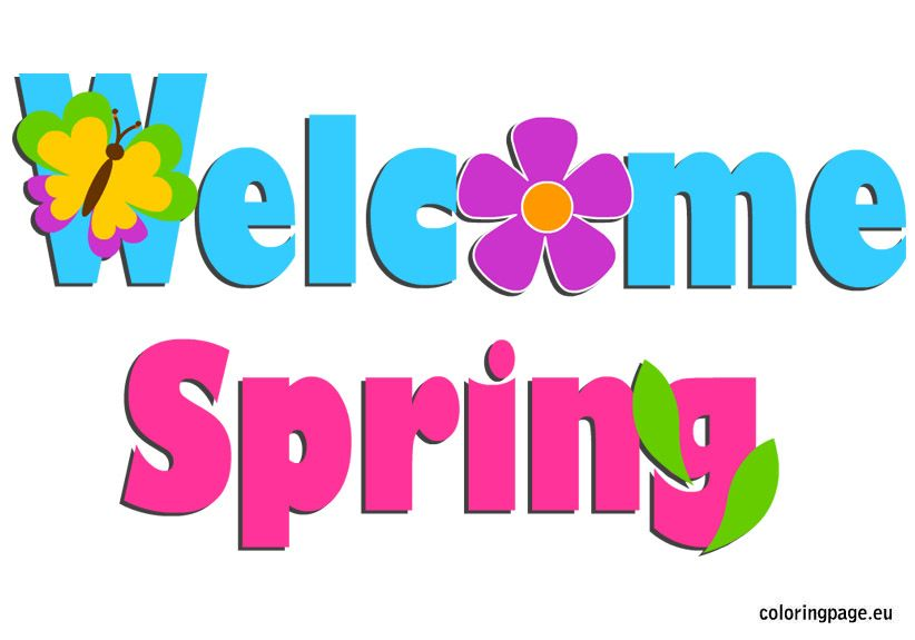 spring images free clipart