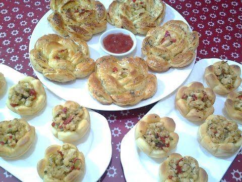 63 فطائرمحشية مشكلة وعصائر منوعة X2f موائد رمضان من أيادي أروع اليوتبرز المغربيات Youtube Breakfast Food Muffin