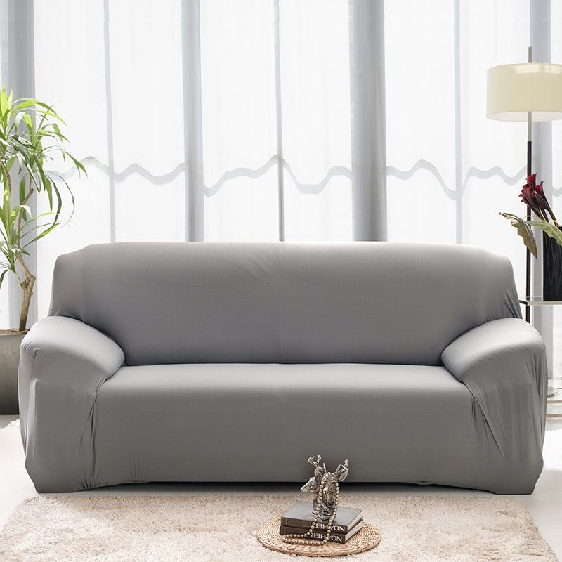SofaCover* Cotton Stretch Slipcover Cover  All-inclusive Couch Sofa 50/%