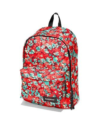 9b1d37c8b6d batoh Eastpak Out Of Office - Red Overload