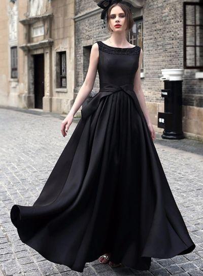 Elegant Sleeveless Backless Prom Wedding Dress - OASAP.com  50f85519e