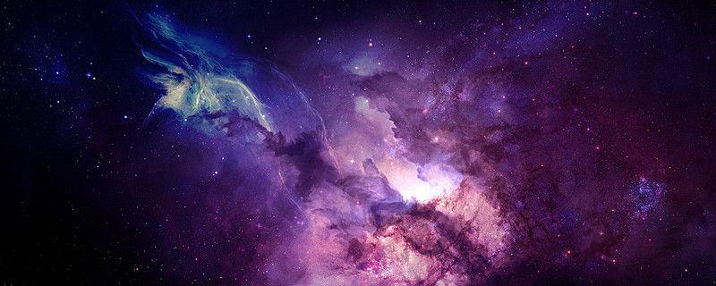 Beautiful Purple Background Space Nebula Wallpaper Wallpaper Space Galaxy Wallpaper