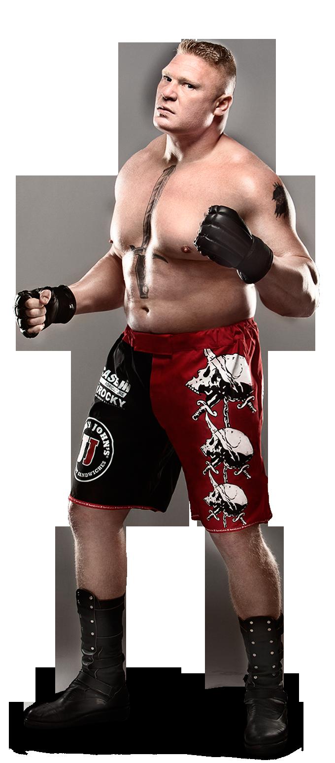 Brock Lesnar 2012