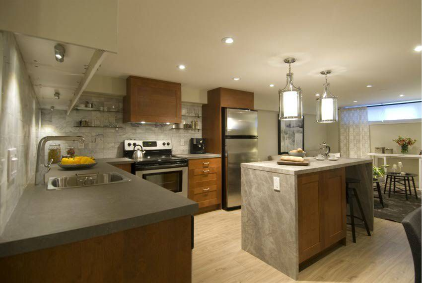 basement kitchen designs. Planning And Constructing A Basement Kitchen Made Easier. Designs