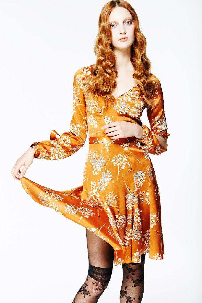 Fashion Lookbook | ZAC Zac Posen: Fall 2014 RTW - DustJacket Attic