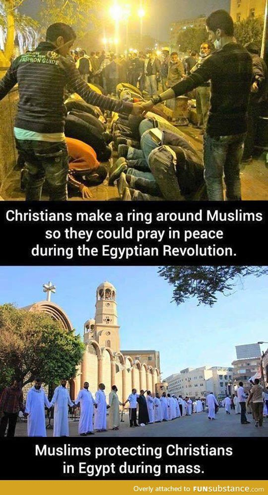 No matter your beliefs, respect always comes first