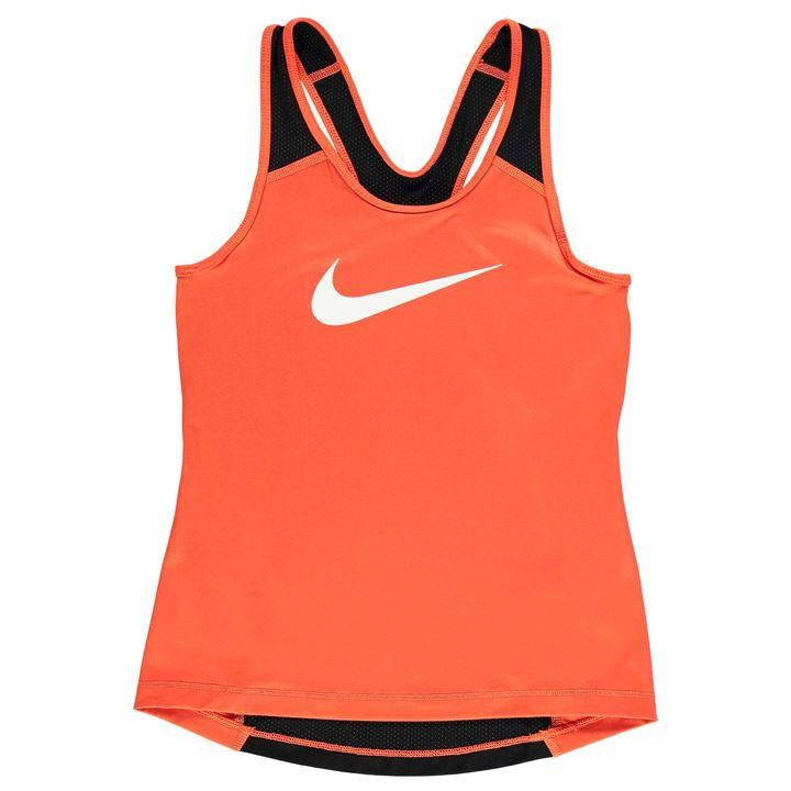8dca6b3f5 Nike   Nike Pro Tank Top Junior Girls   Kids Vests   Tops