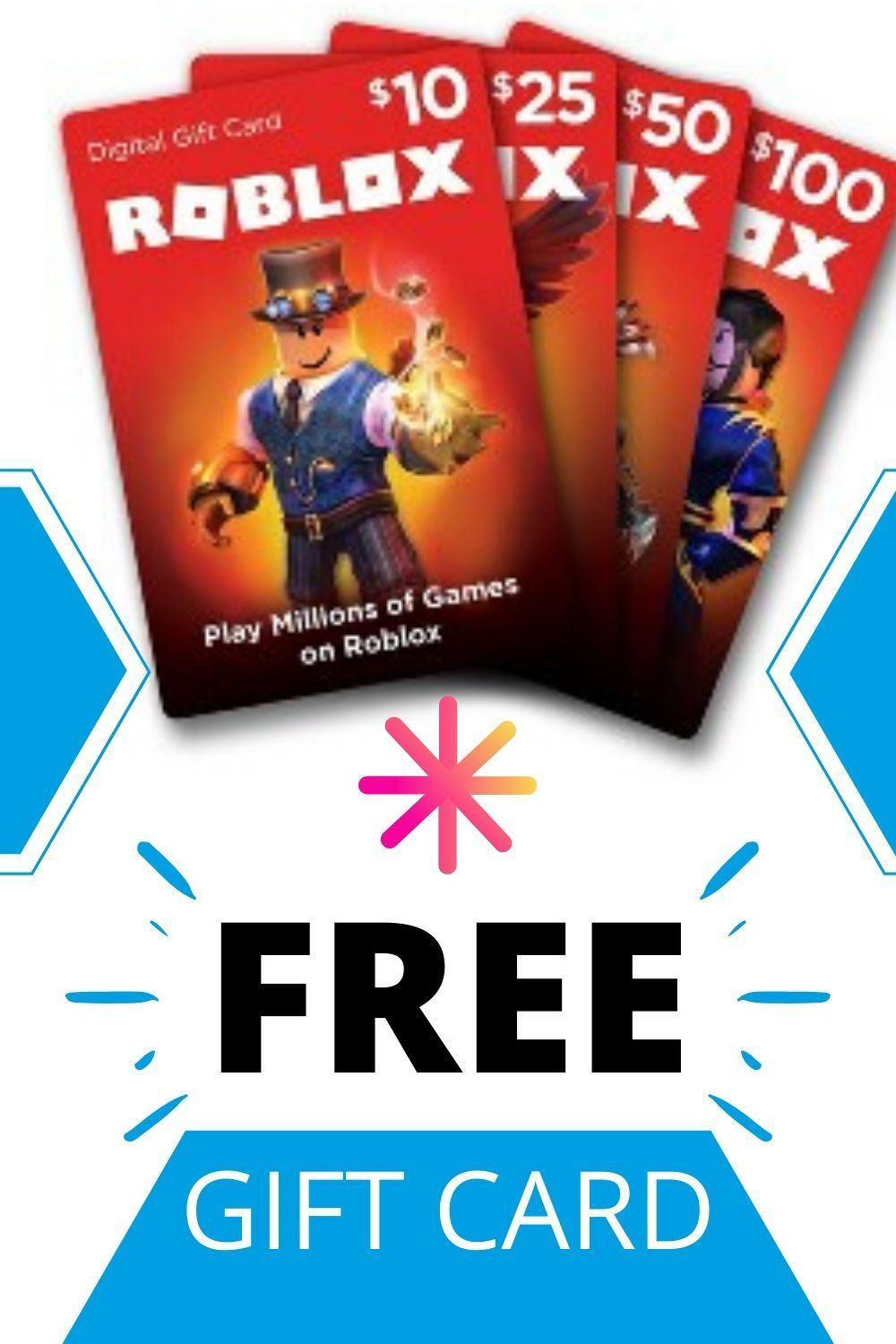 Free roblox gift card codes 2020_free 1k robux by roblox