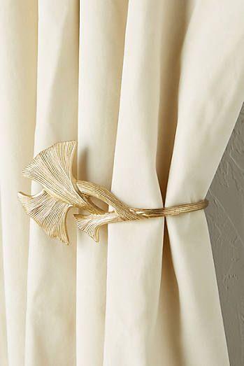 Lillian Tieback Anthropologie Tieback Curtains Stylish Curtains