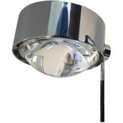 Photo of Top Light Puk Mirror + drehbare Spiegeleinbauleuchte, Halogen, nickel matt Top LightTop Light