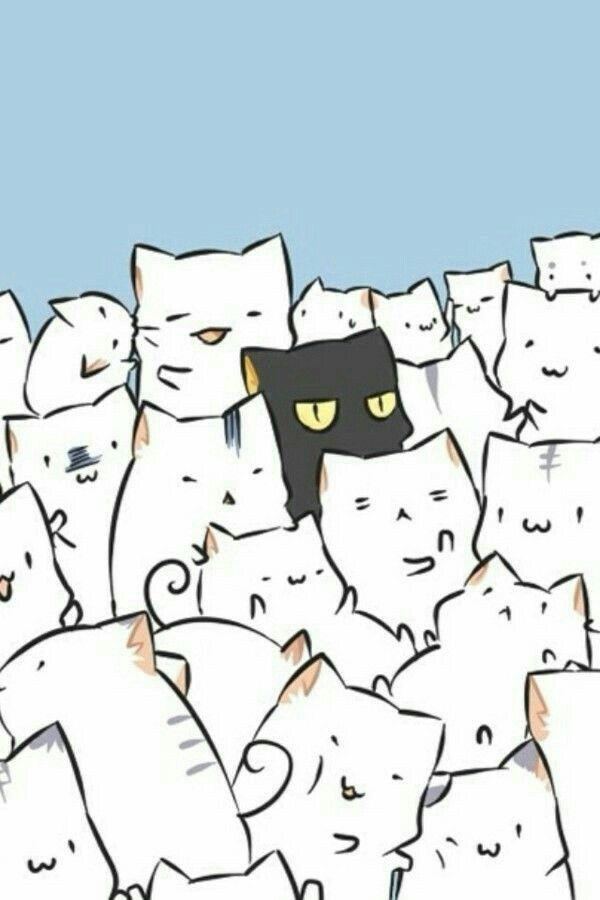 Totalmente Eu 猫 イラスト ねこ猫のイラスト猫 絵