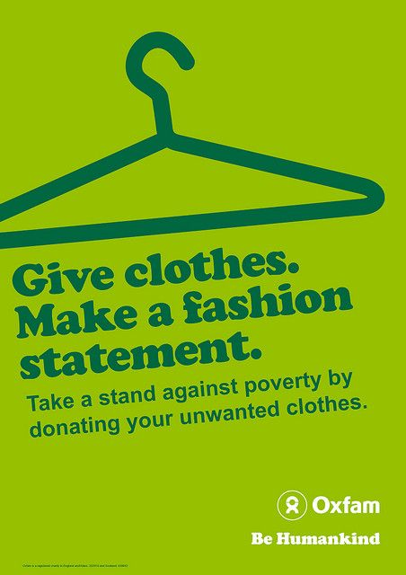 Donate Clothes Poster Donate Clothes Poster Donate Clothes Charity Poster