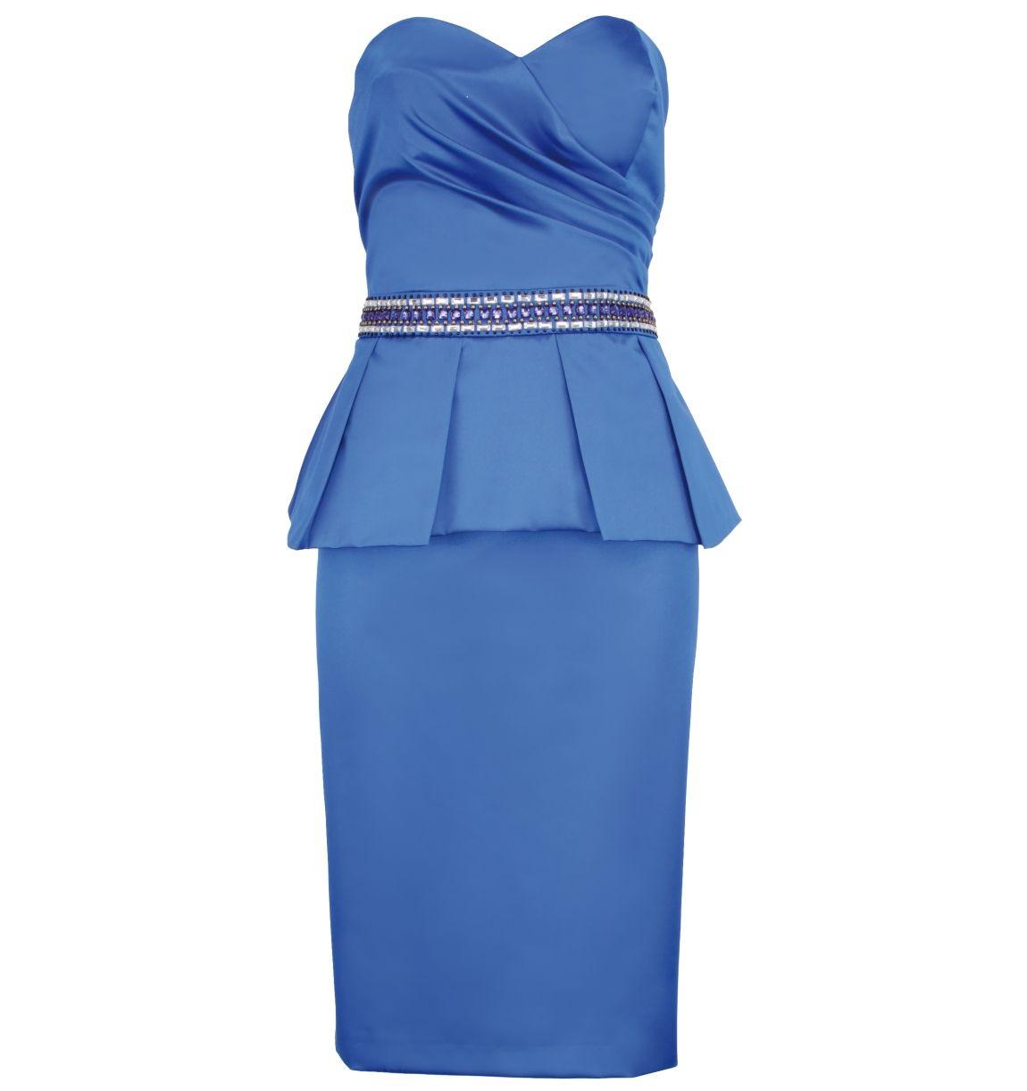 Peplum Dress at Foschini R540   All things fashion   Pinterest ...
