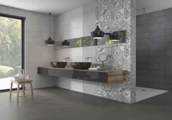 Carrelage Argenta Ceramica u003e Camargue Salle de bain Pinterest - faience ardoise salle de bain