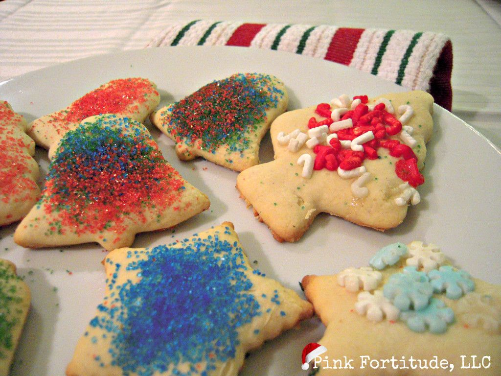 Grandma Charlotte's Old Fashioned Sugar Cookie Recipe