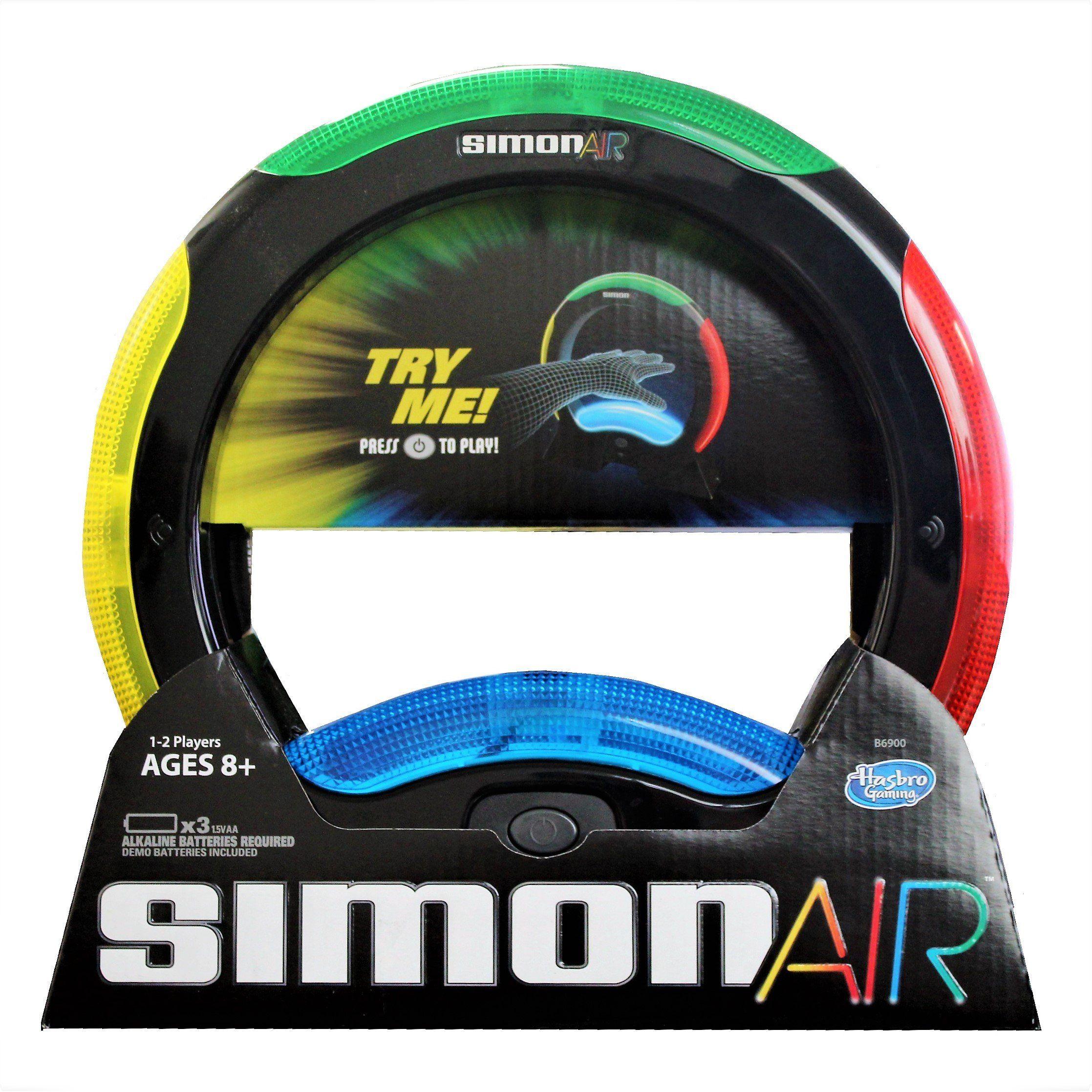 Hasbro Simon Air Game Sales Hobby Kids Games Memory Games