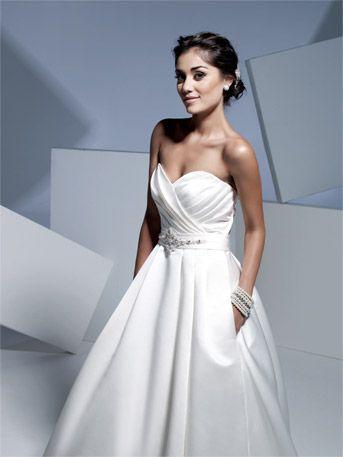 3b4014de9910b ella rosa @ Bustles & Bows Bridal Boutique (Metairie, LA) | Aisle ...