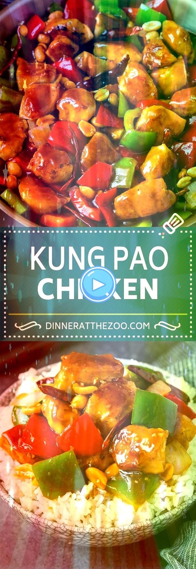 Pao Chicken Recipe  Chicken Stir FryKung Pao Chicken Recipe  Chicken Stir Fry This valuable timesaver will allow you to make large volumes of tasty appetizers perfect for...