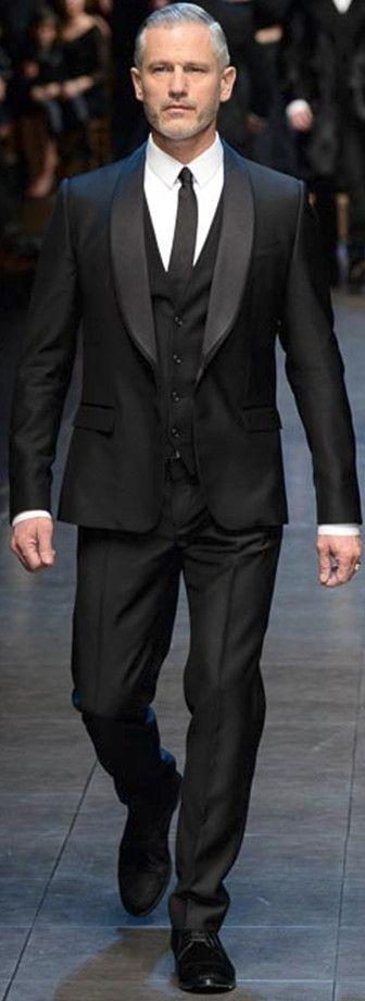 Dolce & Gabbana Fall 2015 Menswear