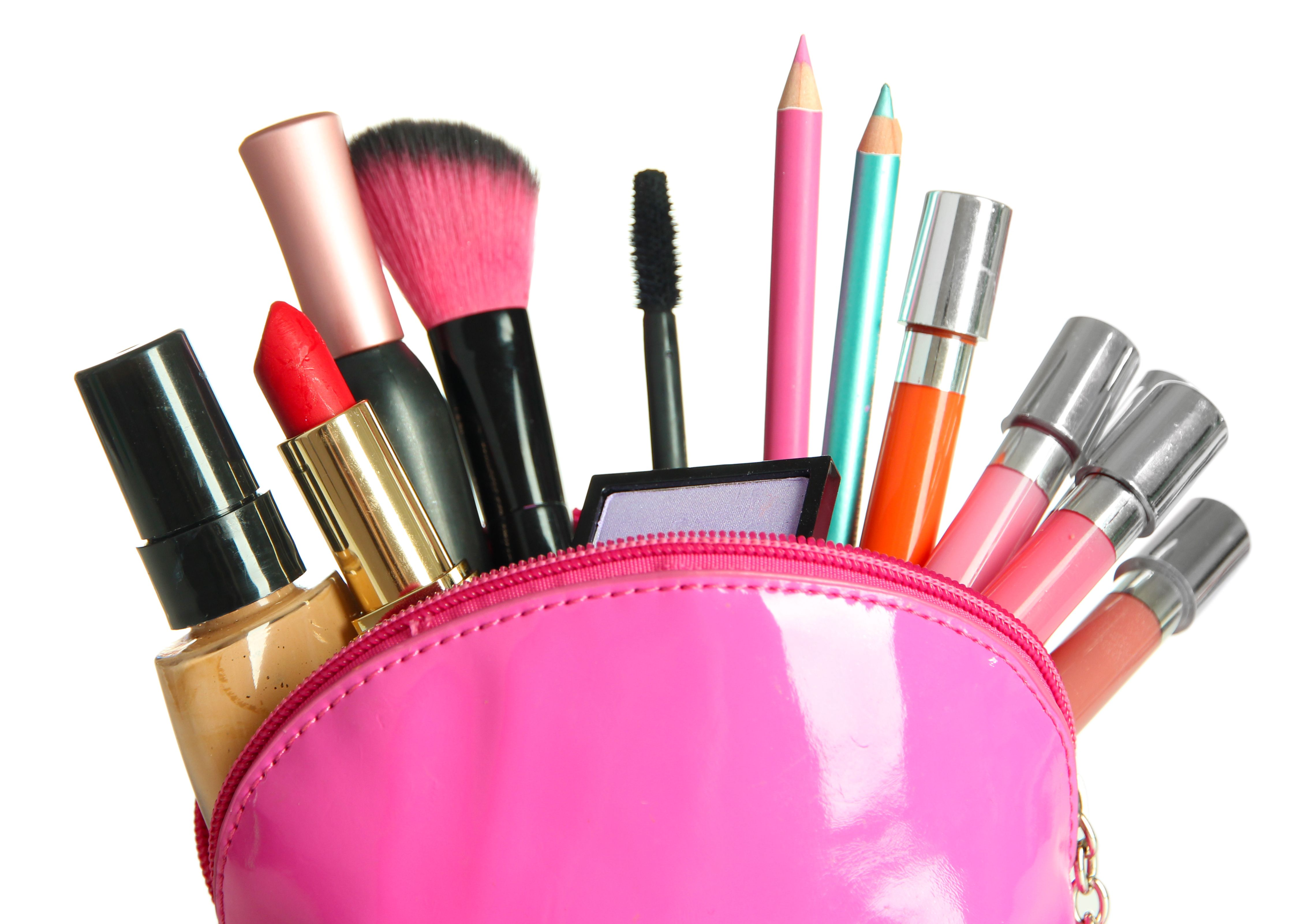 Mystery Makeup Bag With 10 Beauty Samples Discount