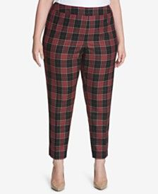 a79389da Tommy Hilfiger Women's Plus Size Pants - Macy's | 2017-2018 Winter ...