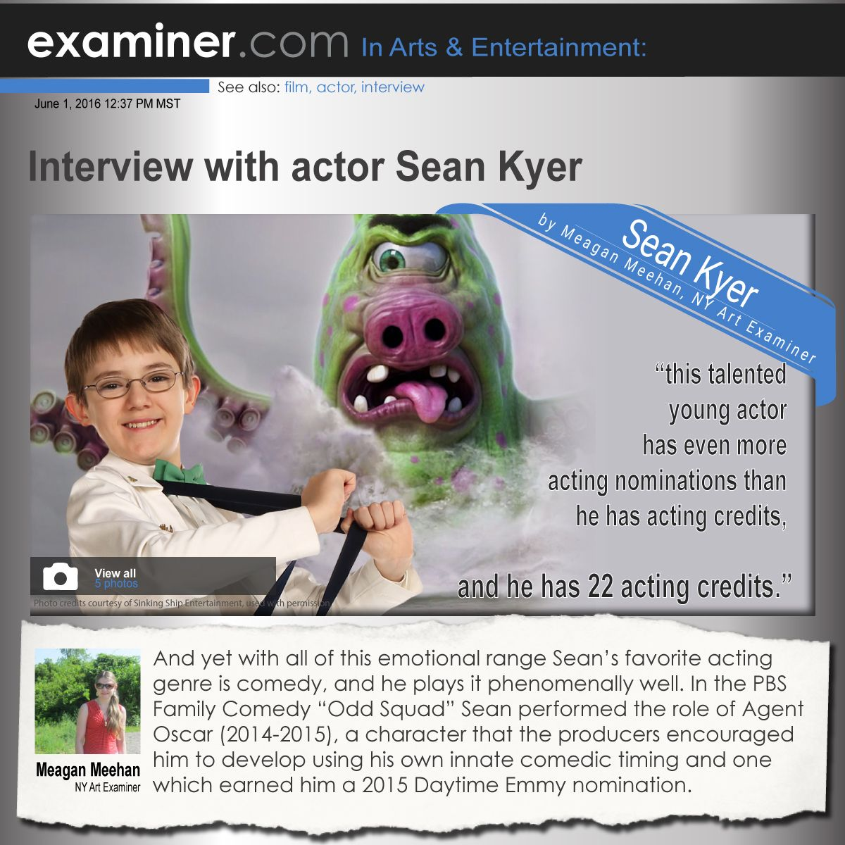 Exceptional Http://www.examiner.com/article/interview With