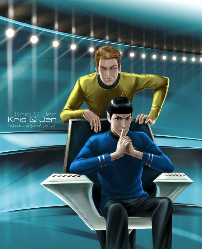 Star TrekCaptains chair by jenandkrisdeviantart on – Star Trek Captain Chair