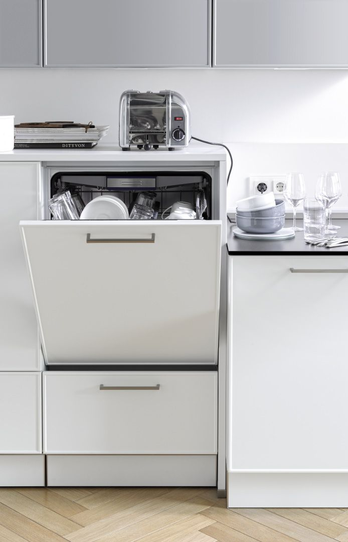 Zmywarka na podwyższeniu - NOLTE Carisma Lack | Pomysły do kuchni ...