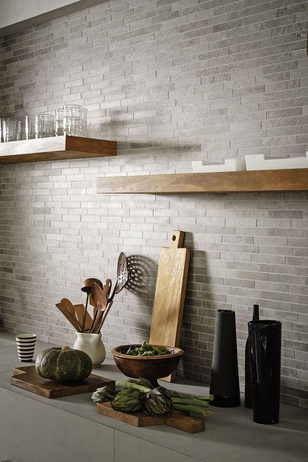 Blend, il nuovo rivestimento Marazzi | Pavimento cucina ...