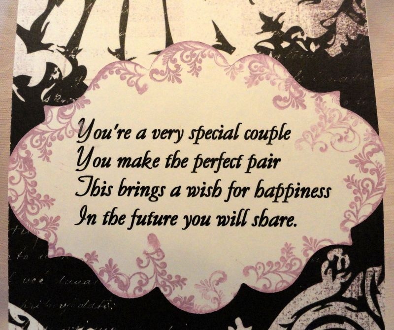 Wedding Wishes Email Sample: Wedding Poems For Cards - Google Search