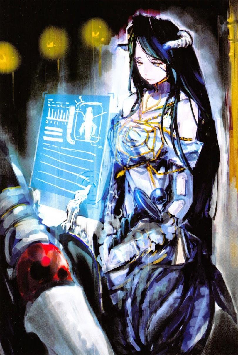 Overlord (Anime) мир аниме / красивые картинки и арты